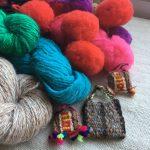 La casa de lanas